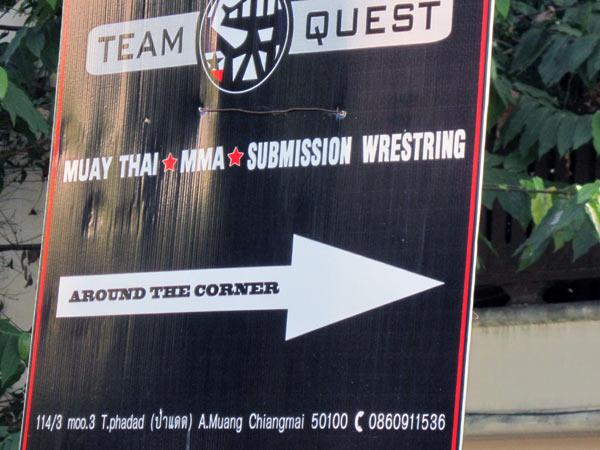 Team Quest Muay Thai