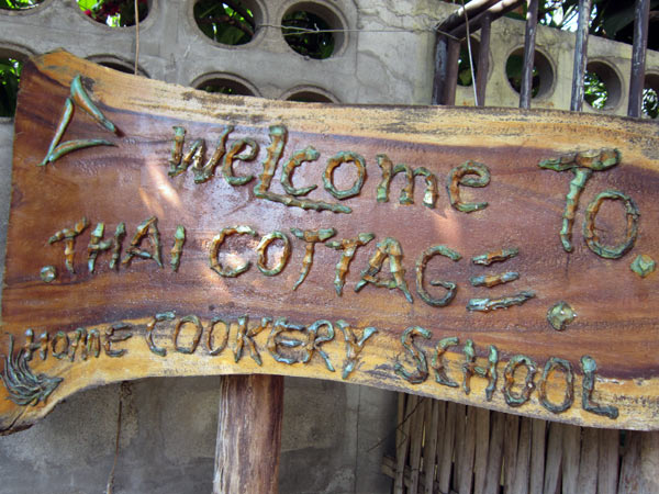 Thai Cottage Home Cookery School