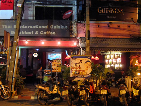 Thai & International Cuisine