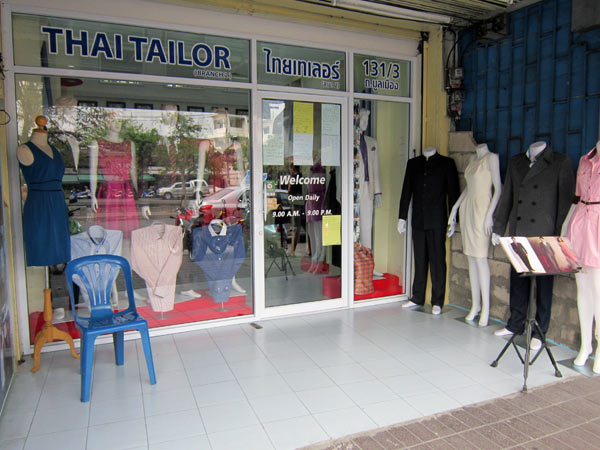 Thai Tailor (Moonmuang Road)