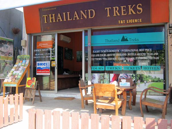 Thailand Treks