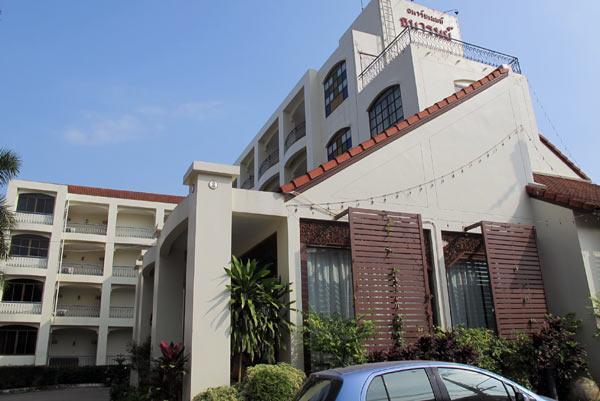 Thararom Apartment