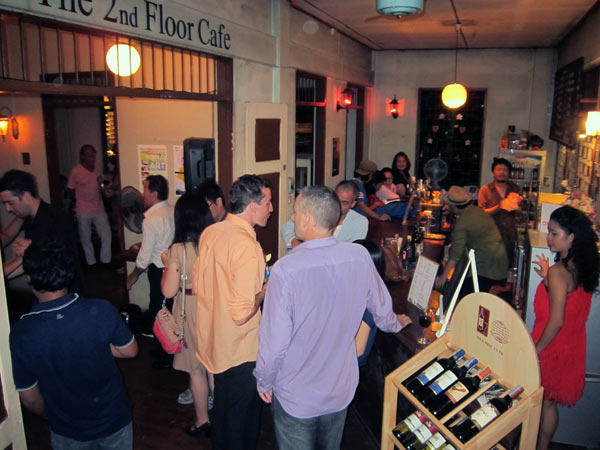 The 2nd Floor Gallery & Cafe