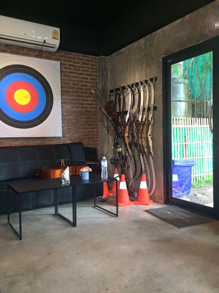 The Arrow Rest Cafe