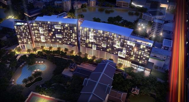 The Astra Condominium