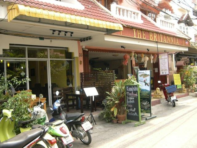 The Britannia Chiang Mai
