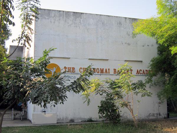 The Chiang Mai Ballet Academy (Nimmanhaemin Rd)