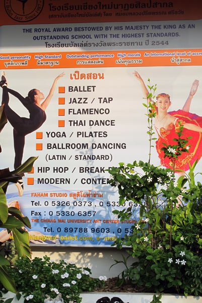 The Chiangmai Ballet Academy