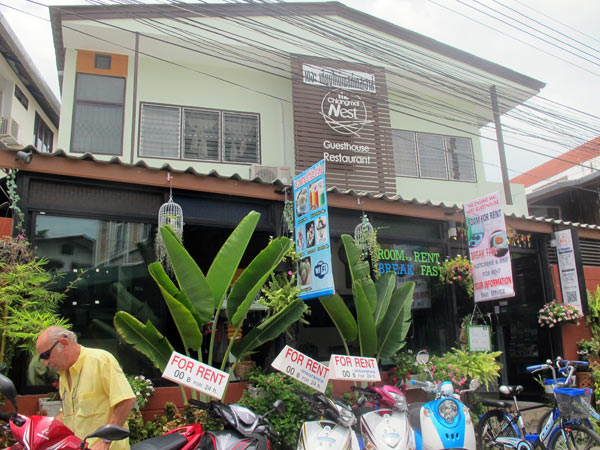 The Chiangmai Nest Guesthouse Restaurant