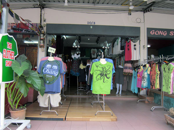 The Clothes Shop (Loy Kroh Rd)