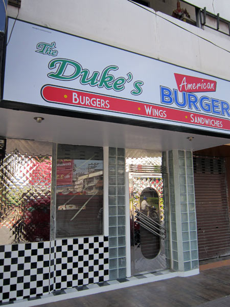 The Duke's Burger