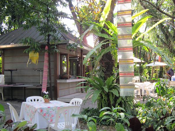 The Garden Cafe @Changpuak Hotel