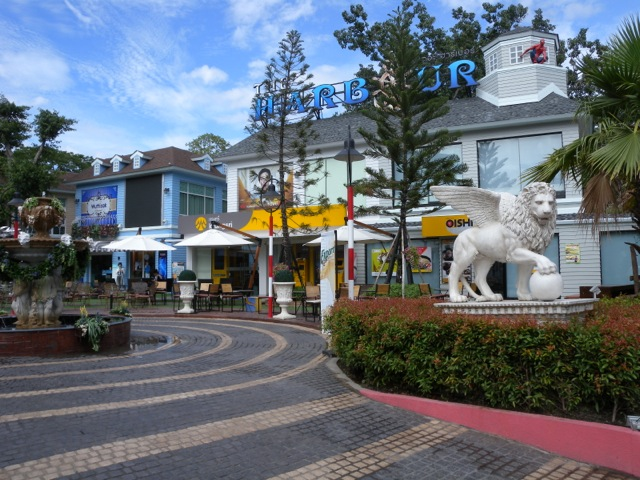 The Harbour Lifestyle Community Mall