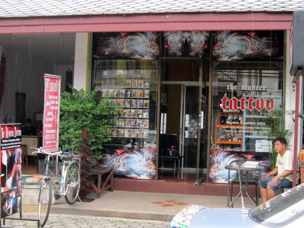 Chiang Mai Tattoo