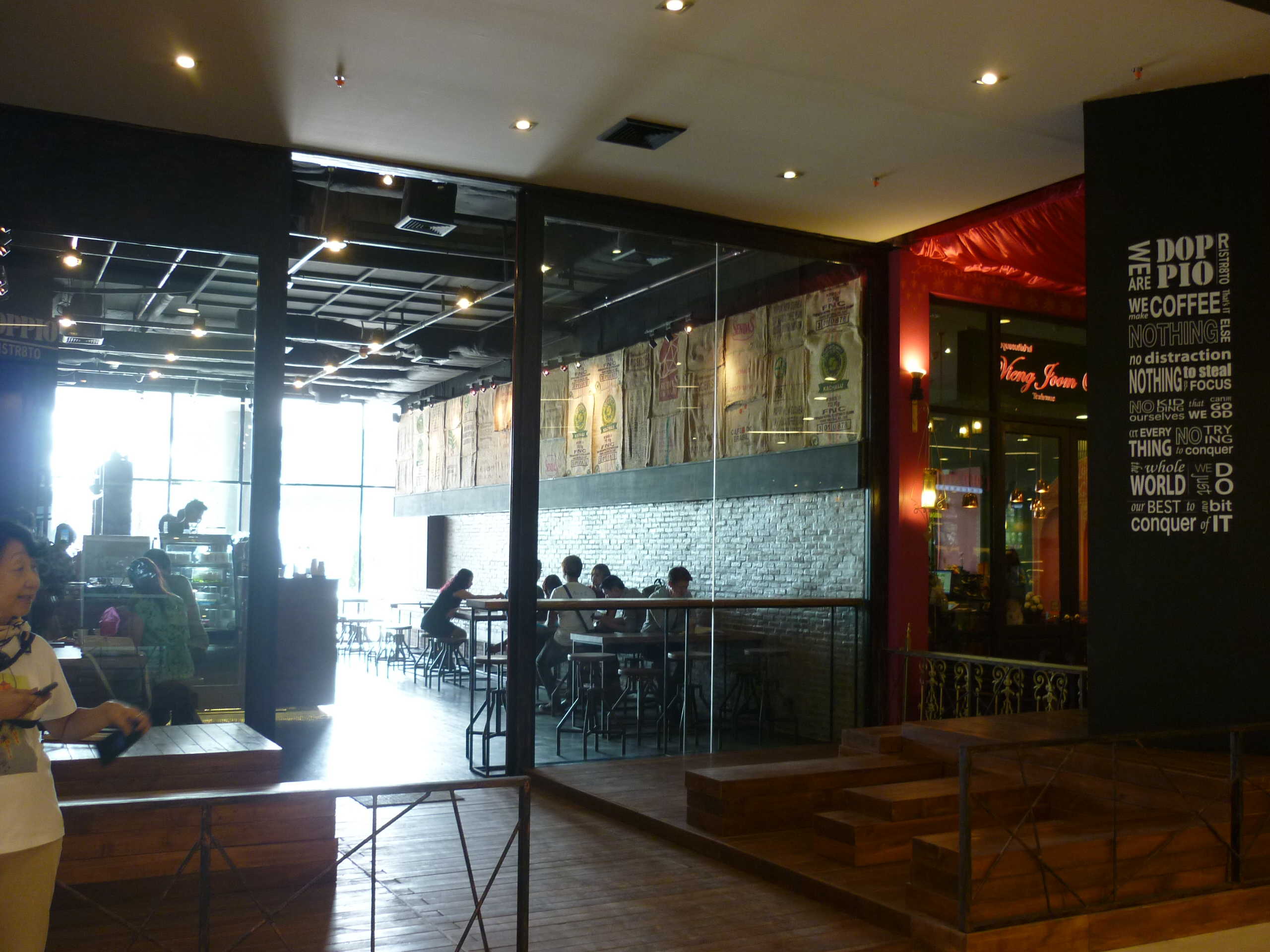 The Terrace Cafe and Restaurant
