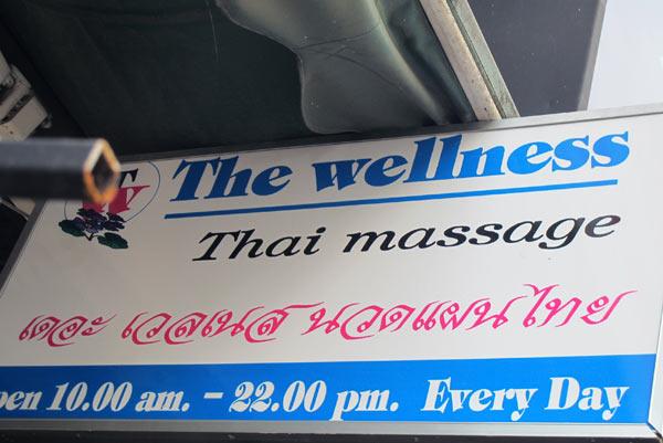 The Wellness 1