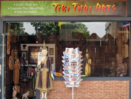 Tiki Thai Arts (@M Hotel)