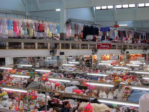 Ton Lam Yai Market