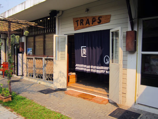 Traps @JJ Market