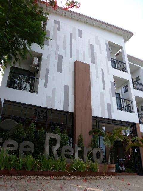 Tree Retro Boutique Hotel @ Wiangping