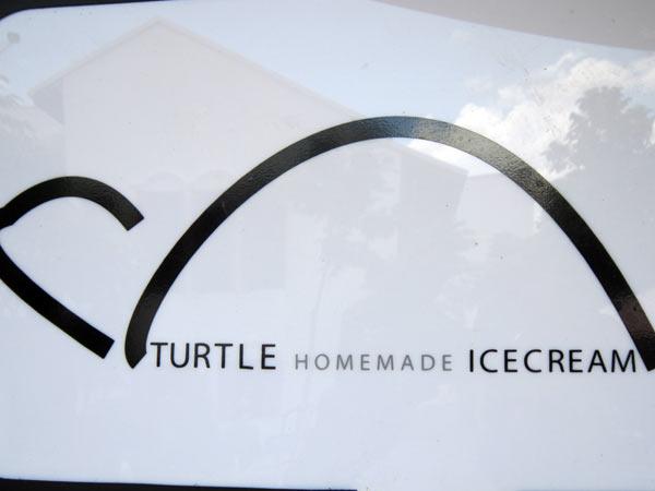 Turtle Homemade Icecream @Rachadamnoen Plaza