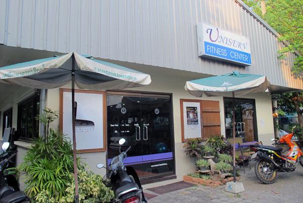 Unisery Fitness Center