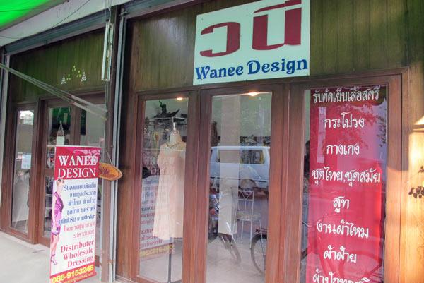 Wanee Design (Charoen Rat Rd)