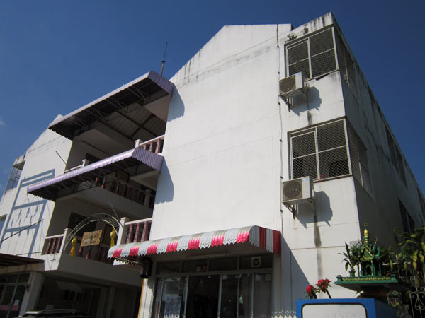 Wannarat Apartment