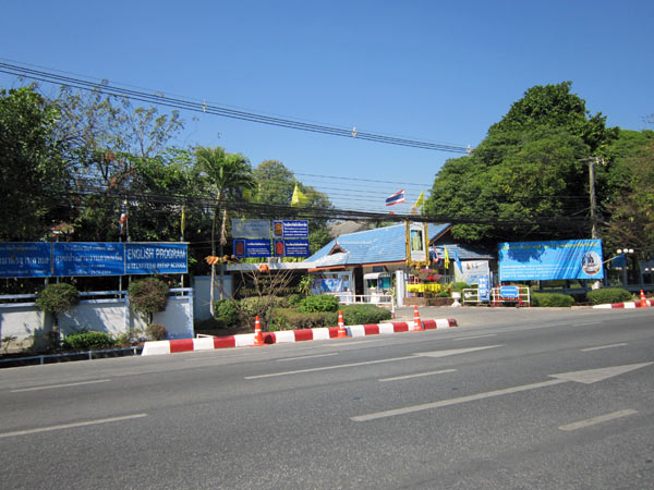 Wattanothaipayap School Chiang Mai