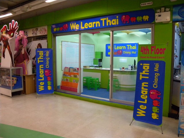 We Learn Thai Language School