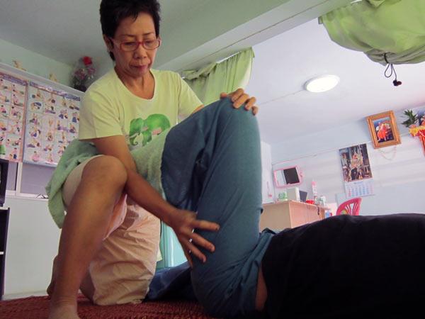 Wi Manuel Thai Massage