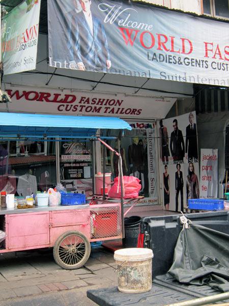 World Fashion Custom Tailors