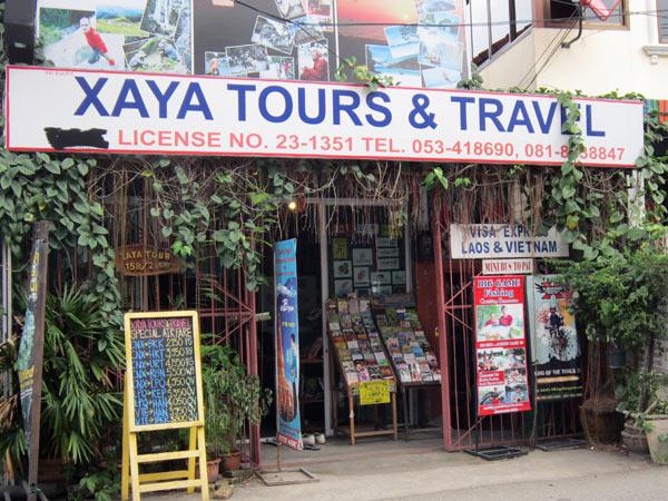 Xaya Tours & Travel