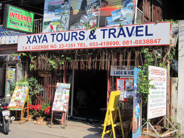 Xaya Tours & Travel