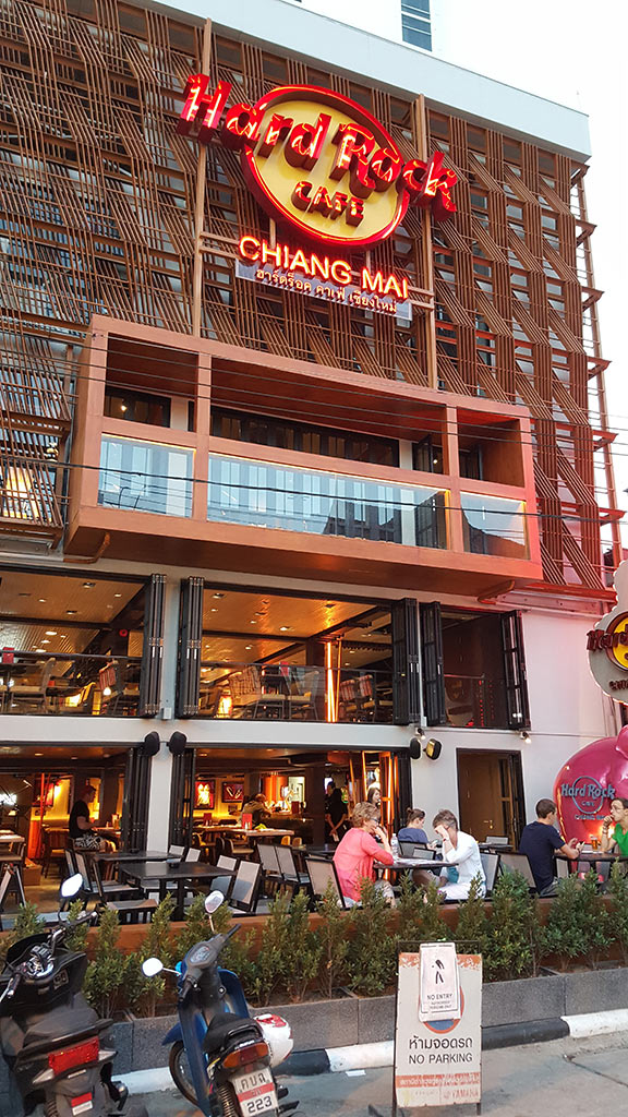 Hard Rock Cafe Chiang Mai