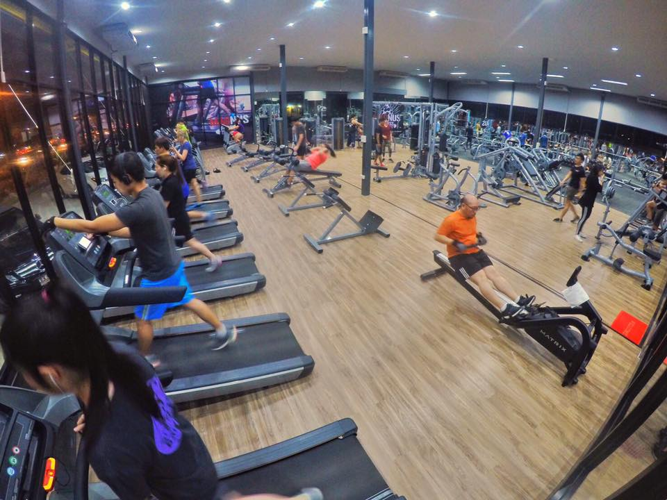 Magnus Fitness Center
