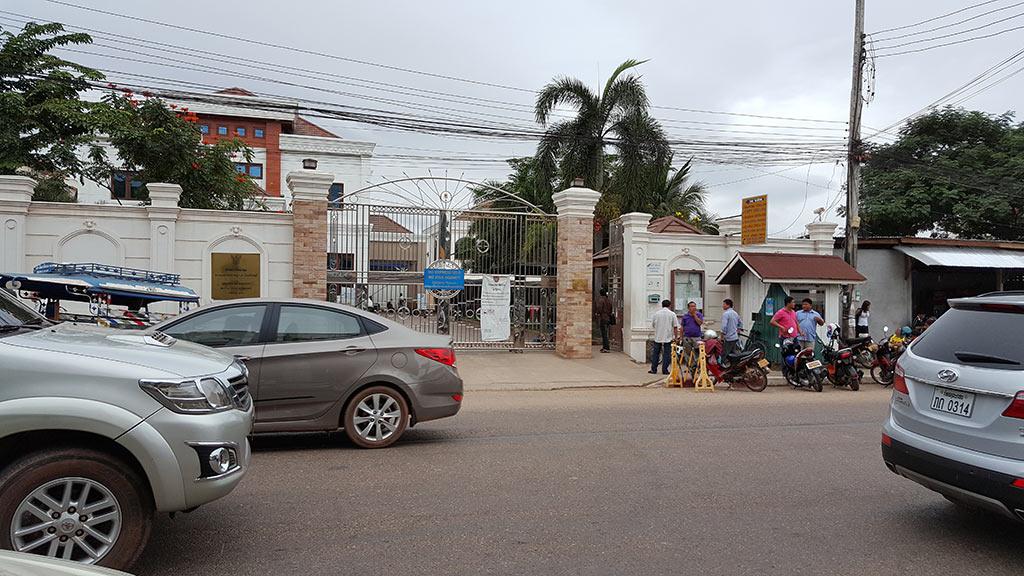 Royal Thai Embassy in Vientiane
