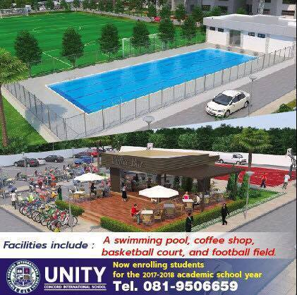 Unity Concord International School