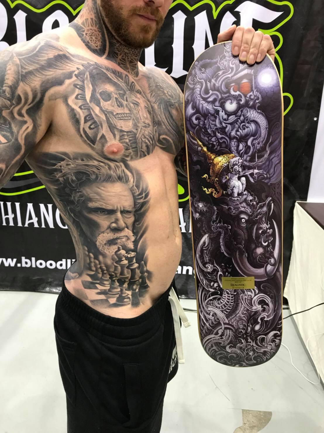Bloodline Tattoo