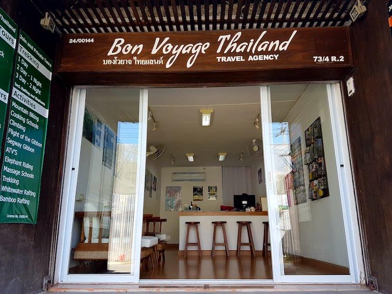 Bon Voyage Thailand