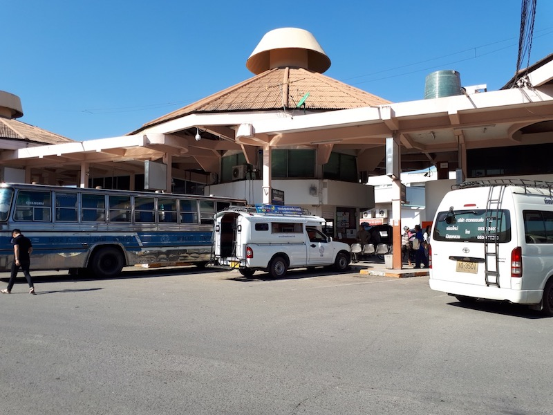 Chang Puak Bus Station