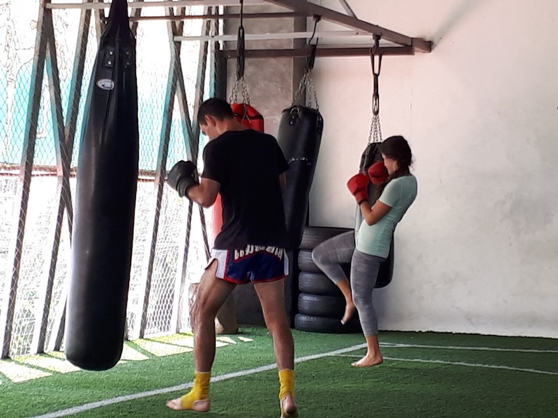 Chiang Mai Muay Thai Gym