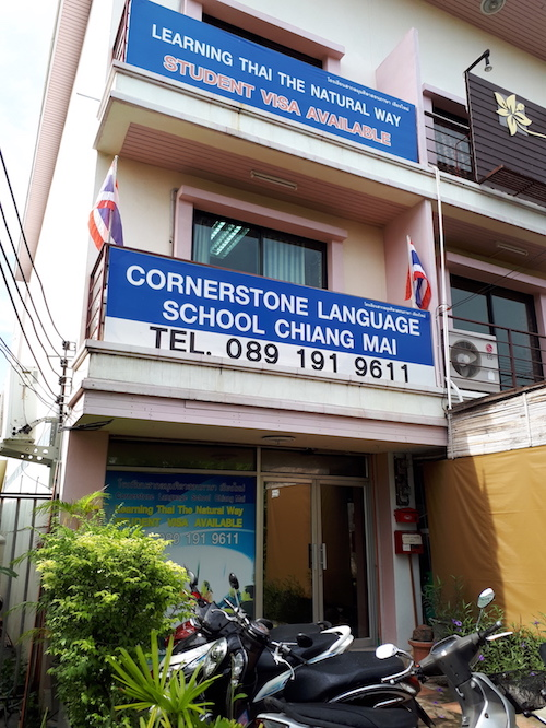 Cornerstone Language School