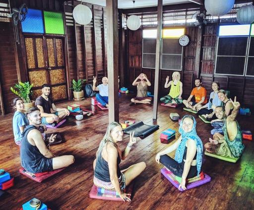Hidden House Yoga Chiang Mai