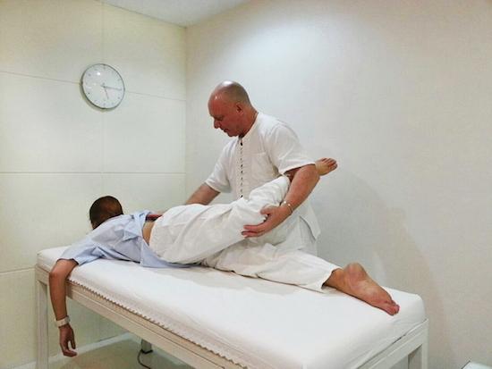 Marco Bini Osteopath
