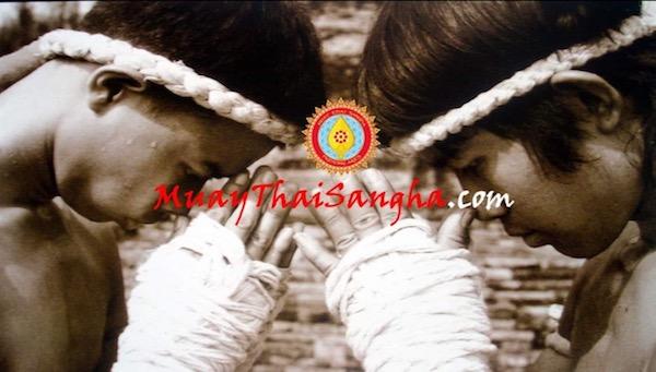 Muay Thai Sangha Thailand