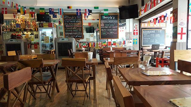 Sheryle's Restaurant & Bar