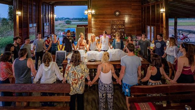 Suan Sati Yoga Retreat Chiang Mai