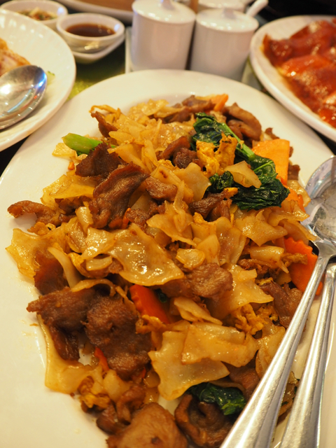 Tulou Chinese restaurant Chiang Mai - authentic Chinese food