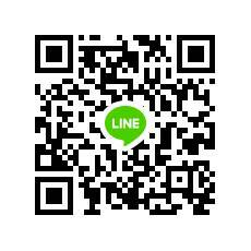 QR code of the LINE ID of Fang VIP Club